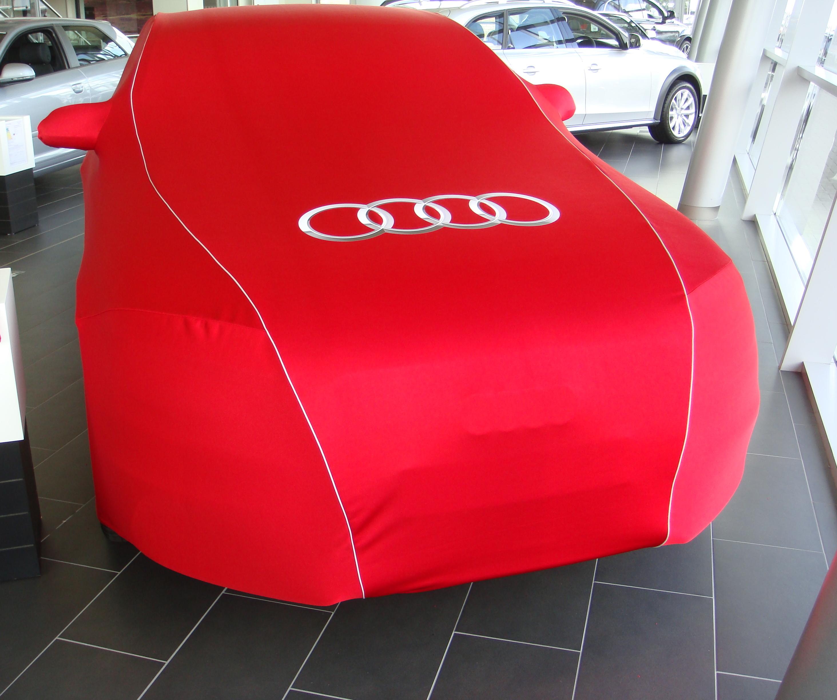 Audi indoor cover