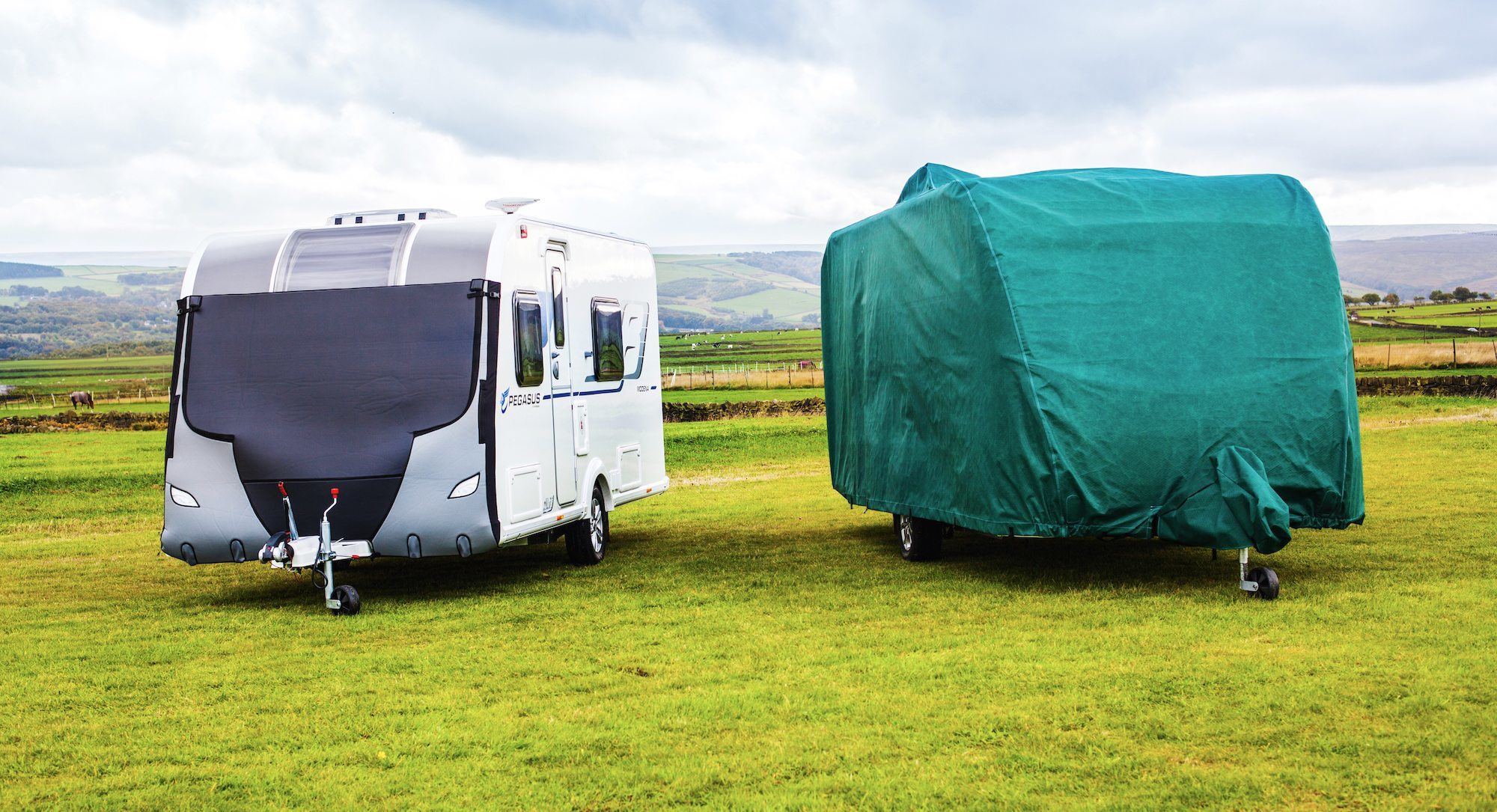 Caravan Cover and Tow Pro