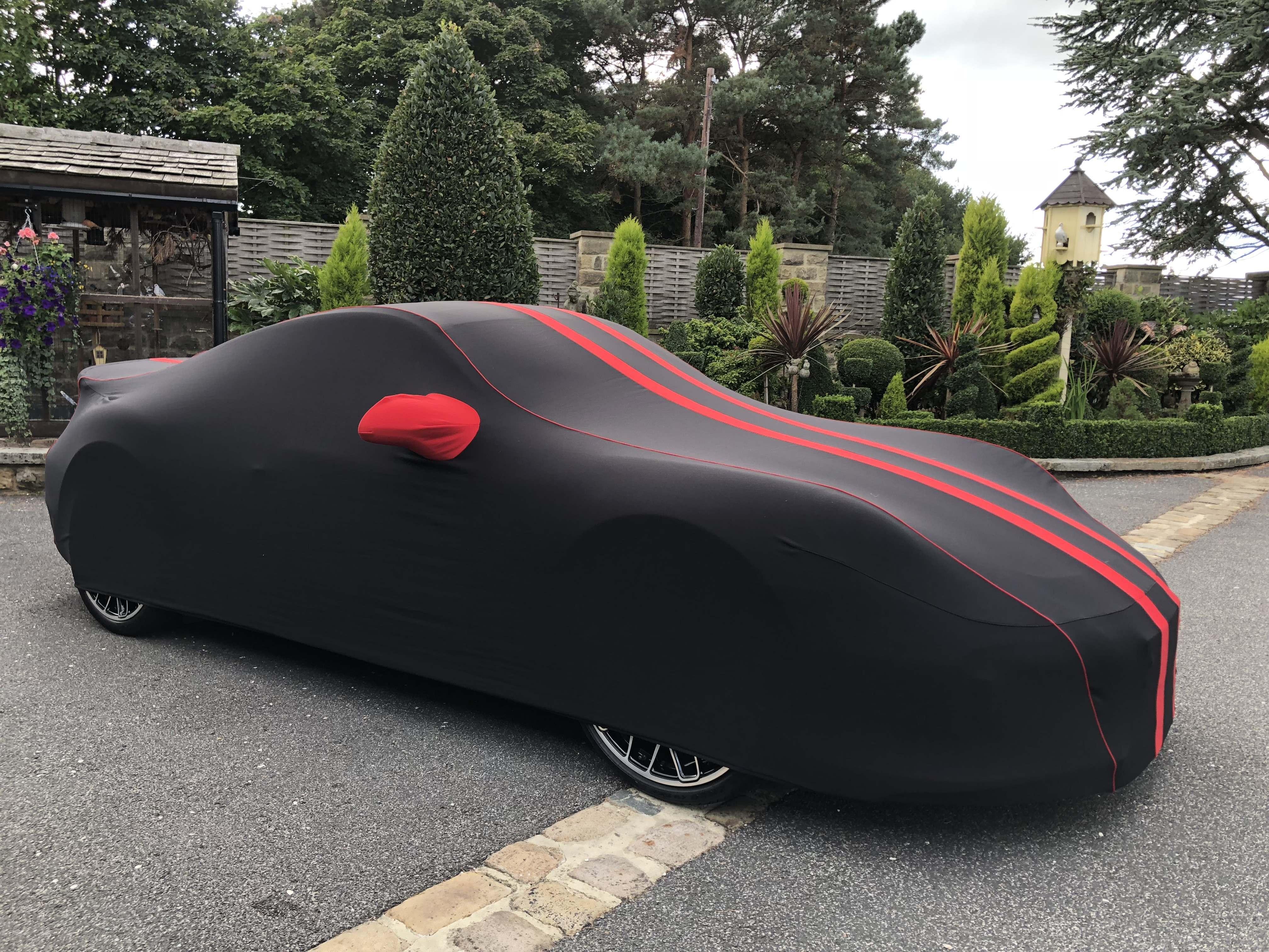Porsche 911 covered