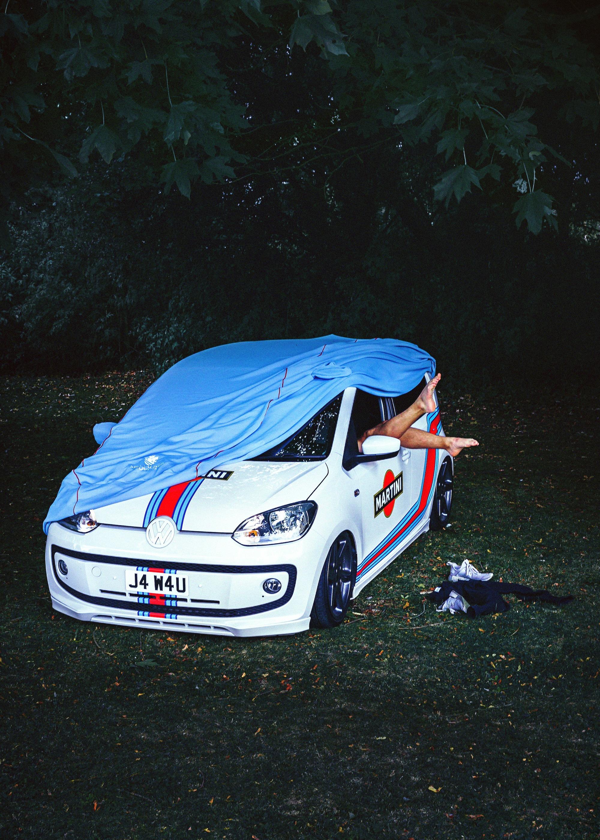 VW Up Prestige +
