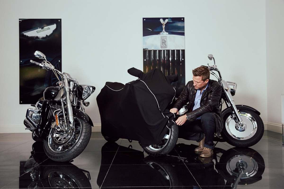 Prestige motorbike covers