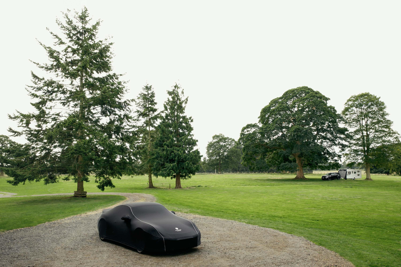 Prestige Porsche Covers