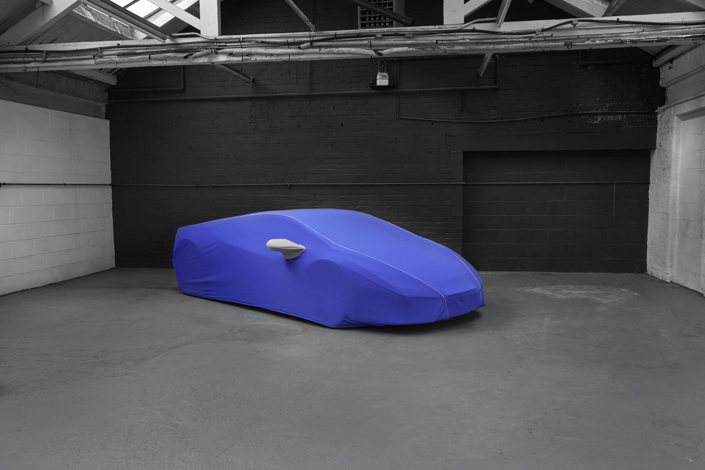 Prestige+ Blue Lamborghini