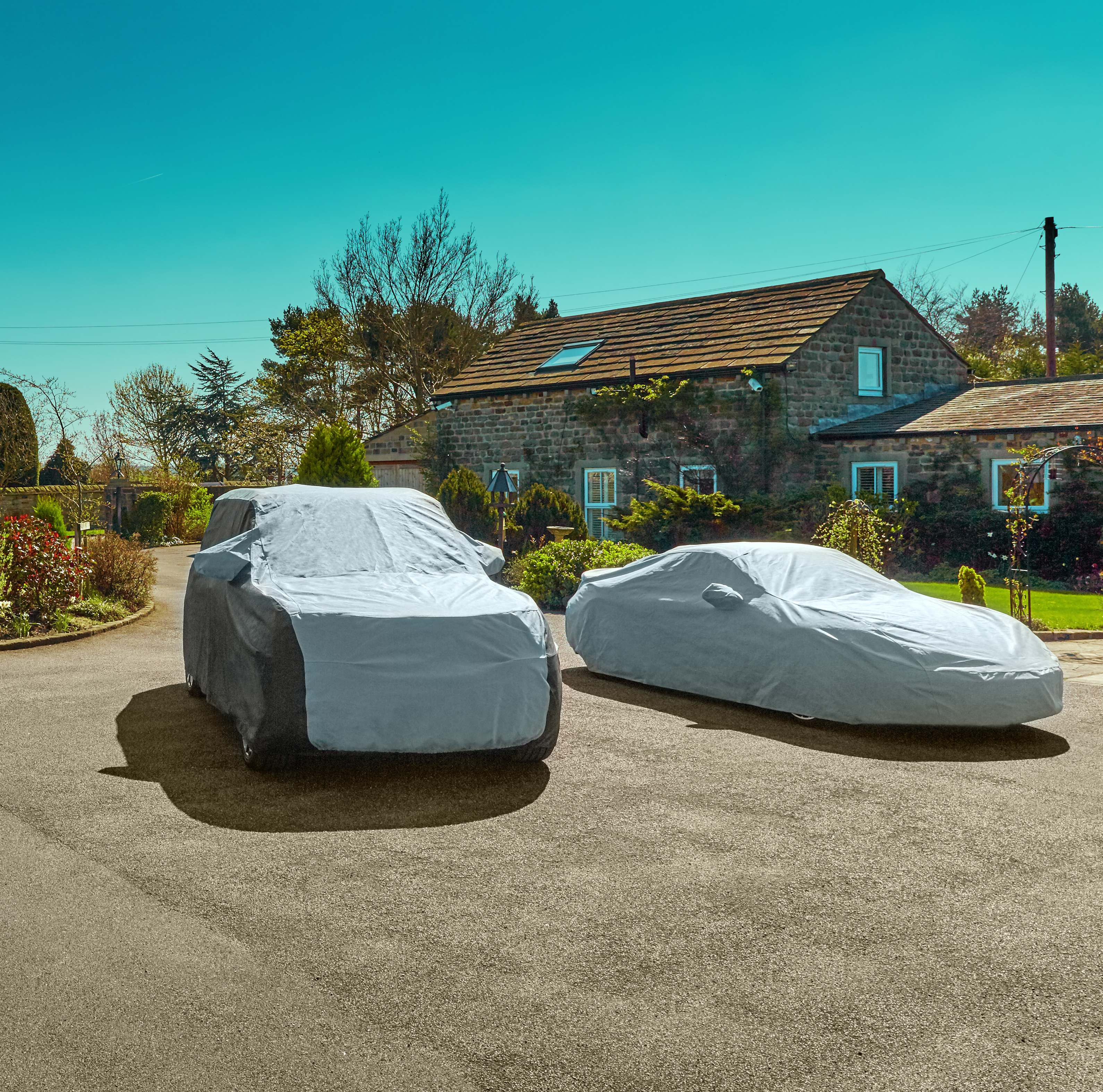 Stormshield+ and Stormshield Outdoor Car Covers