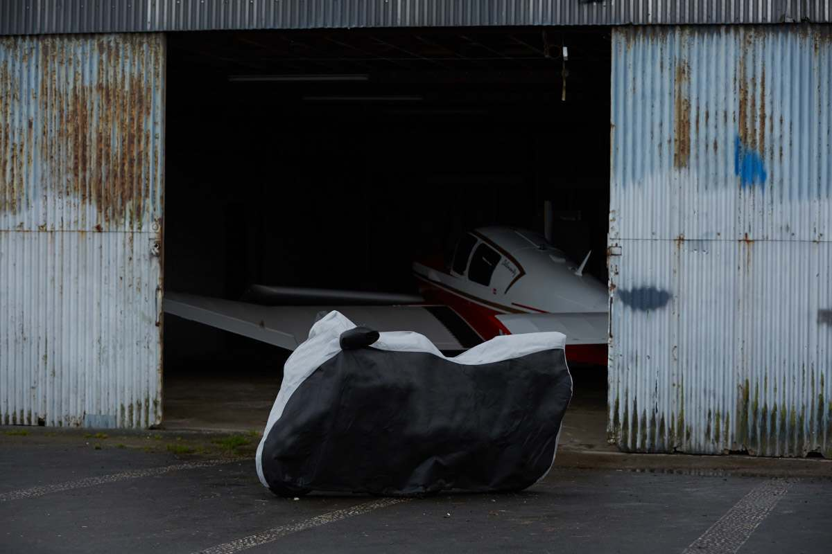 Stormshield+ Outdoor Motorbike Cover