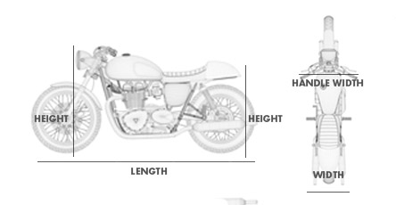 Custom bike dimensions