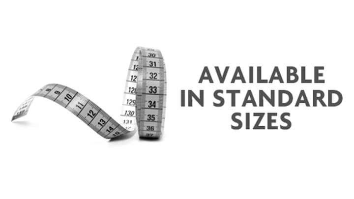 Motorbike standard Sizes