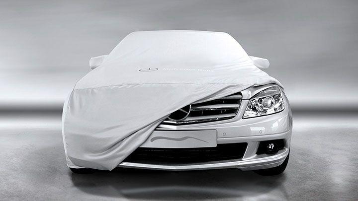 Preloved Prestige indoor car cover