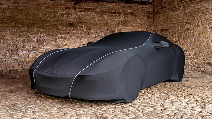 Prestige + recycled Indoor car Cover