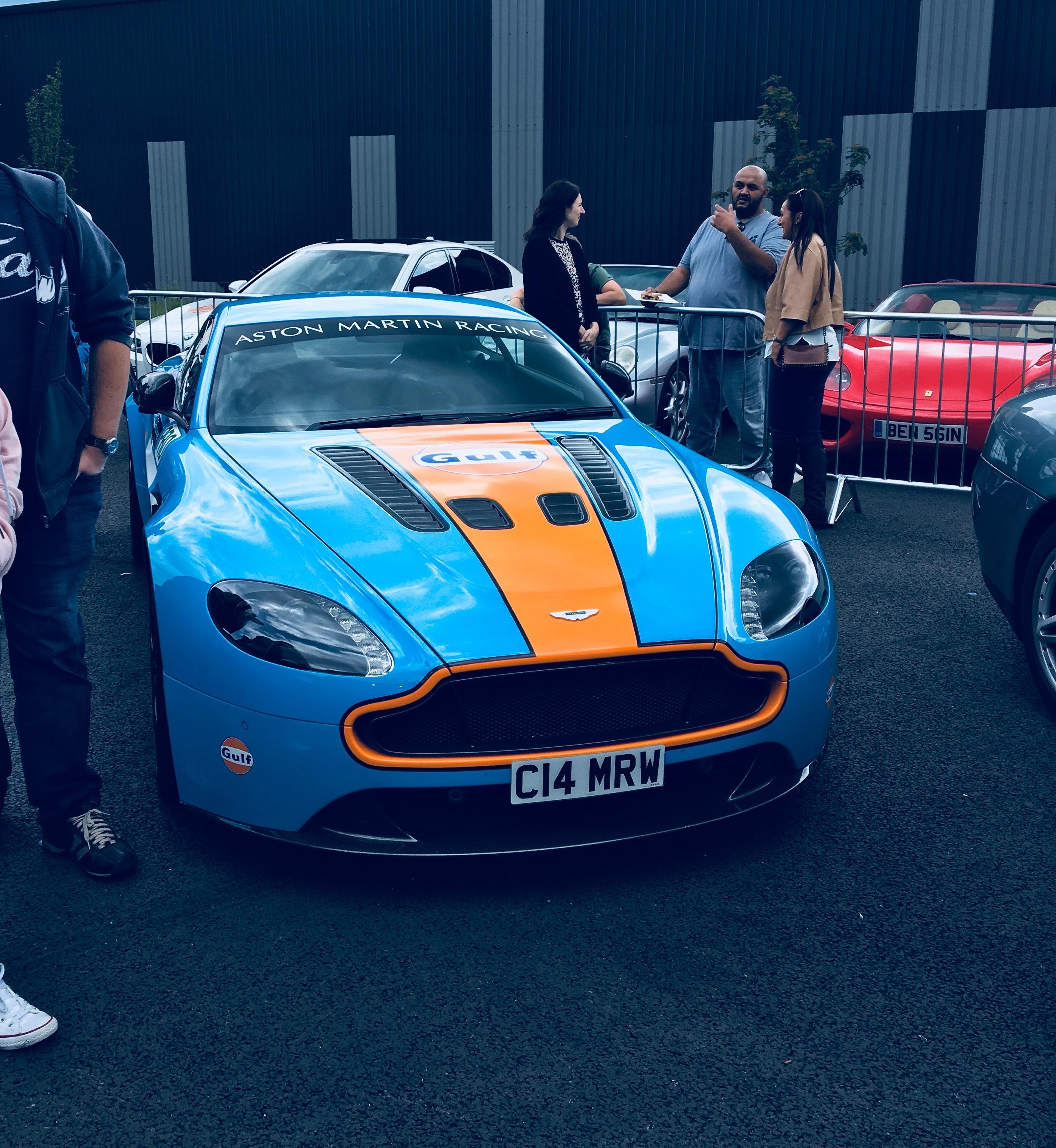 Aston Martin Gulf
