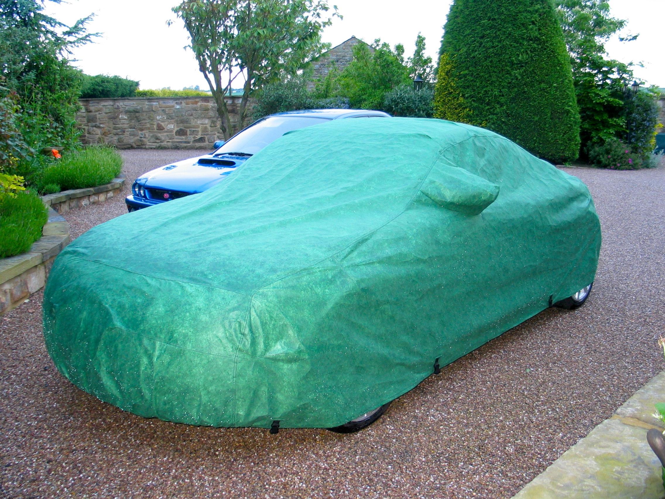 Green Audi TT