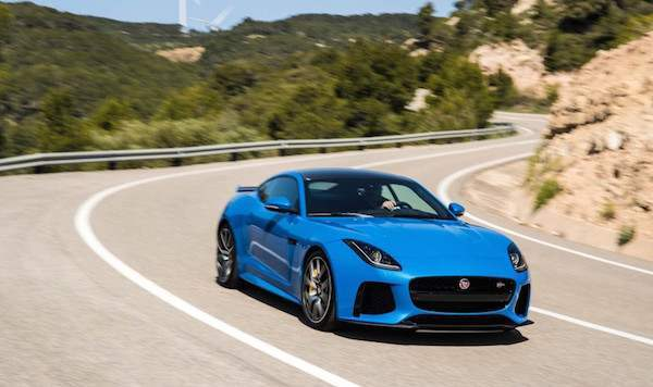 Jaguar F Type review
