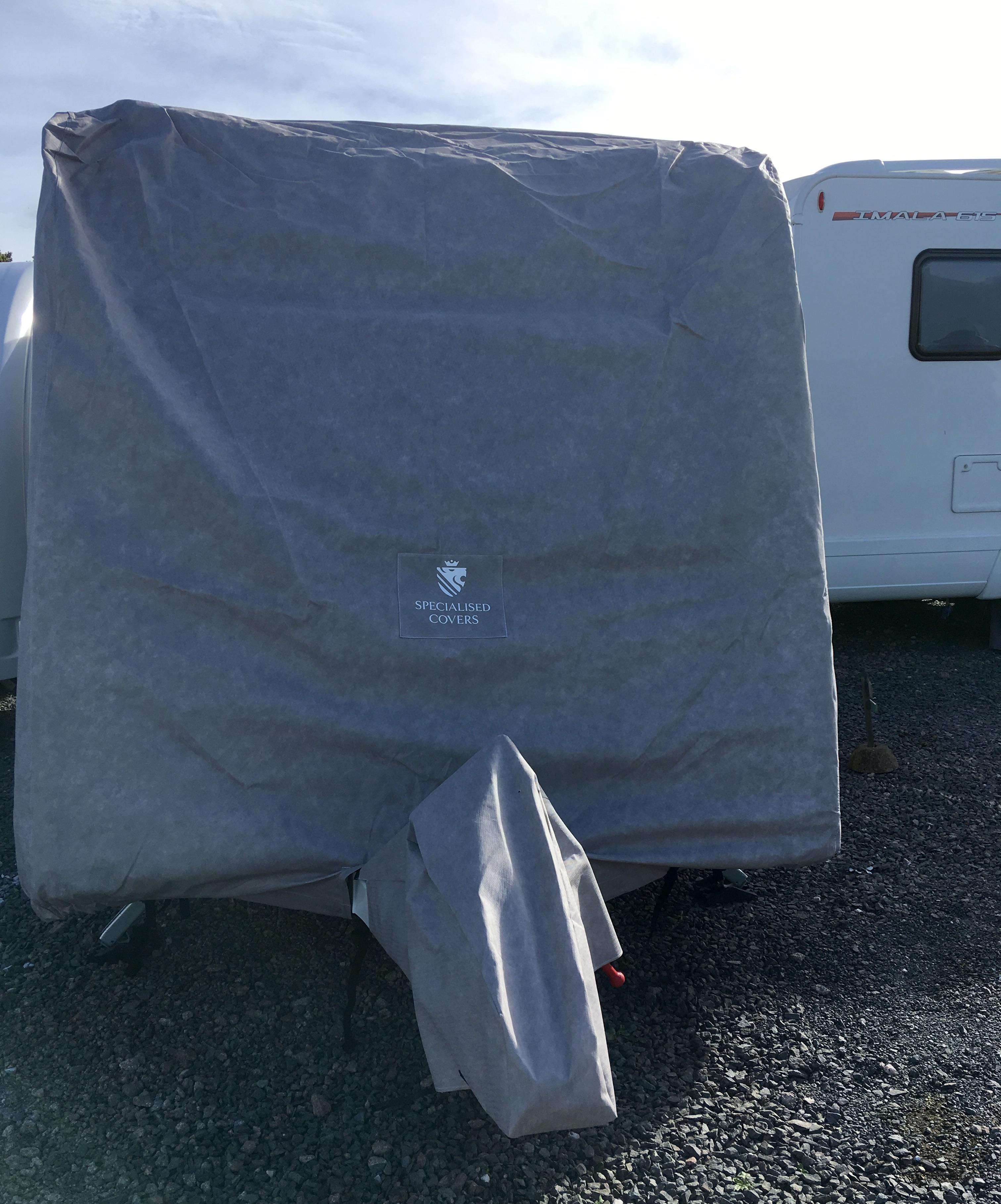 Caravan full cover