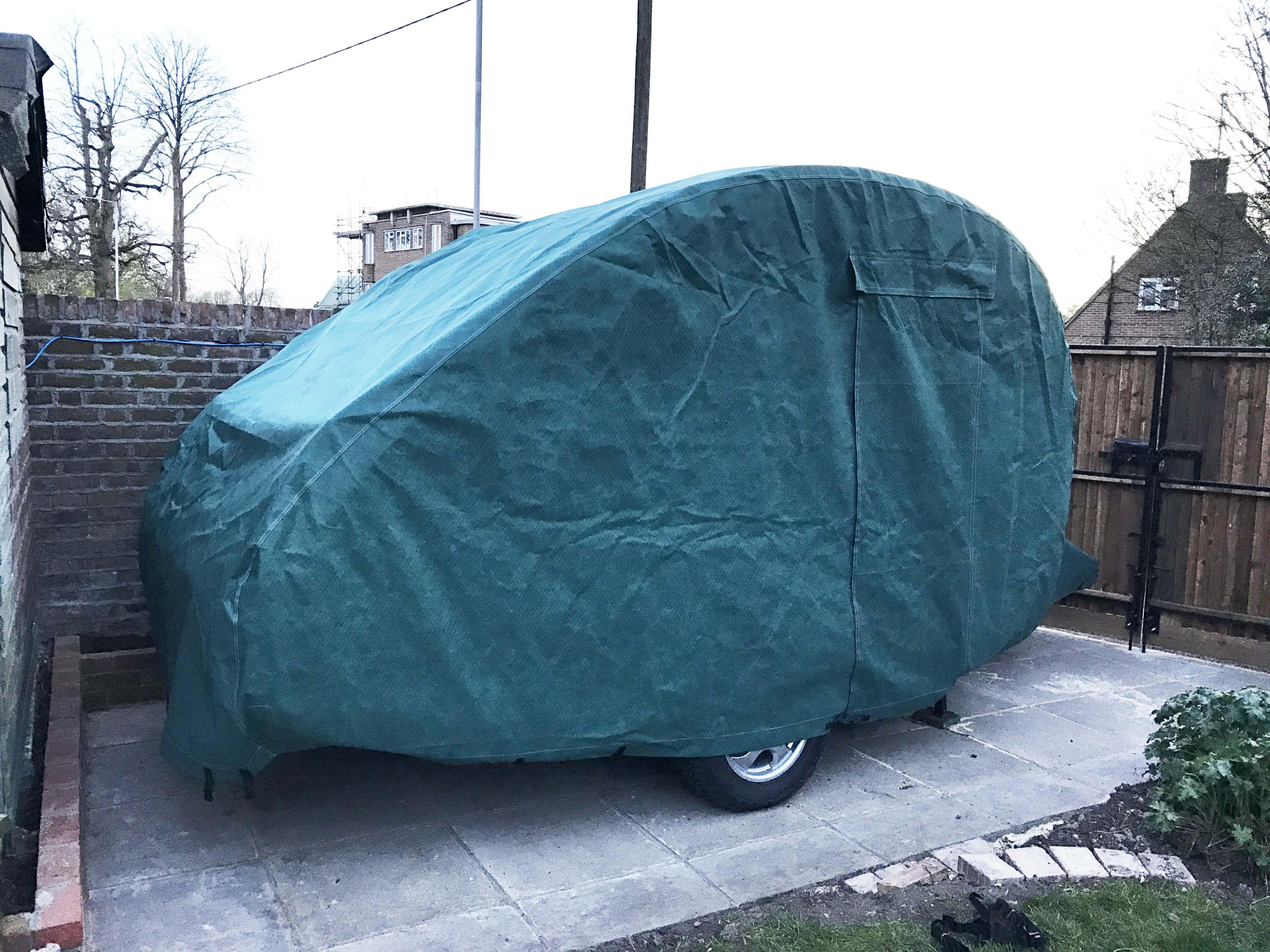 Caravan T@B Slingshot cover